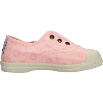 Chaussures Enfant Tennis Natural World - Slip on  rosa 474-541 ROSA