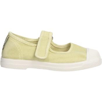 Chaussures Fille Baskets mode Natural World - Ballerina verde 476E-675 VERDE