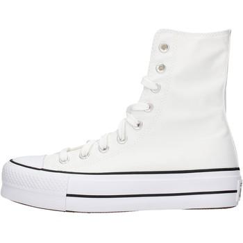 Chaussures Homme Baskets montantes Converse - Ctas lift x-hi bianco 170051C BIANCO