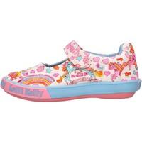 Chaussures Enfant Baskets mode Lelli Kelly - Ballerina multicolor LK 1050 ROSA