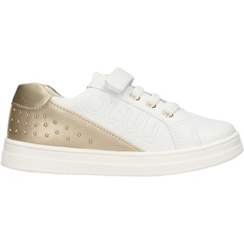 Chaussures Garçon Baskets mode Liu Jo - Sneaker bianco MINI ALICIA 302 BIANCO