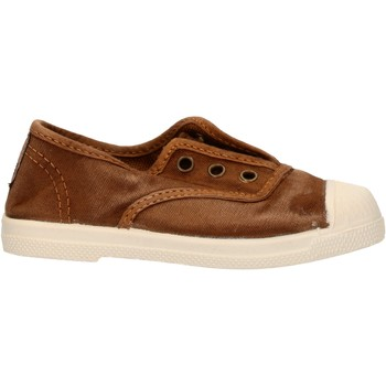 Chaussures enfant Natural World - Scarpa elast marrone 470E-686