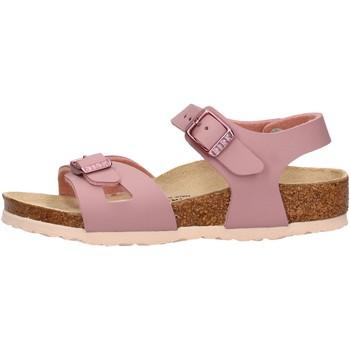 Chaussures Femme Sandales et Nu-pieds Birkenstock - Rio lilla 1019114 LILLA