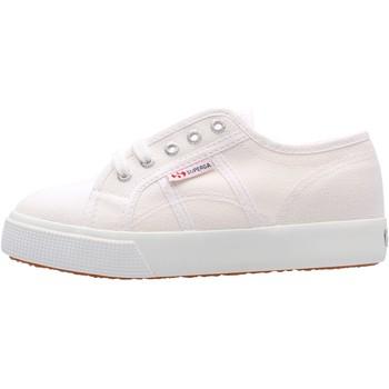Chaussures Garçon Baskets basses Superga - 2730 bianco S00DDX0 2730 901 BIANCO