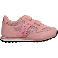 Chaussures Fille Baskets basses Saucony - Baby jazz hl rosa SL164812 ROSA