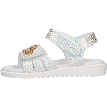 Chaussures Fille Sandales et Nu-pieds Lelli Kelly - Sandalo argento LK 1506 ARGENTO