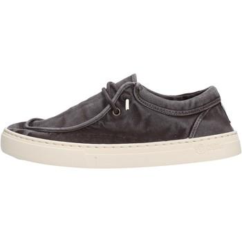 Chaussures Homme Mocassins Natural World - Sneaker nero 6605E-601 NERO