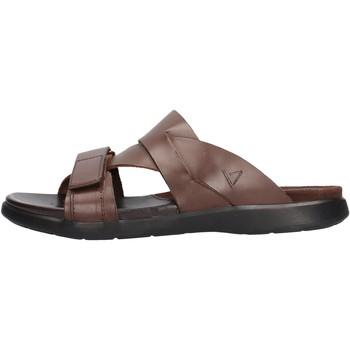 Chaussures Homme Sandales et Nu-pieds Valleverde - Ciabatta  marrone 36900 MARRONE