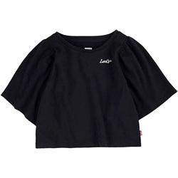 Vêtements Fille Tops / Blouses Levi's - T-shirt nero 3EC963-023 NERO
