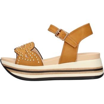 Chaussures Femme Sandales et Nu-pieds Keys - Sandalo beige K-5041 BEIGE
