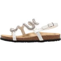 Chaussures Femme Sandales et Nu-pieds Keys - Sandalo bianco K-4874 NERO