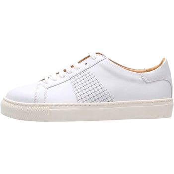 Chaussures Homme Baskets basses Soldini - Sneaker bianco 22309-6-VF2 BIANCO