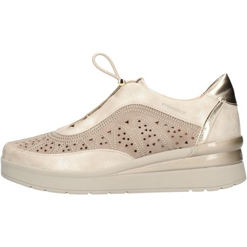 Chaussures Homme Baskets basses Stonefly - Sneaker beige 216043-067 BEIGE