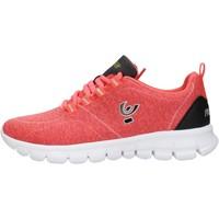 Chaussures Baskets basses Freddy - Sneaker rosa FR107ENPK ROSA