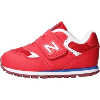 Chaussures Garçon Baskets basses New Balance - Iv393bbp rosso IV393BBP ROSSO