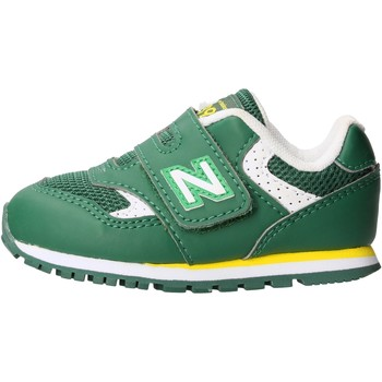 Chaussures Garçon Baskets basses New Balance - Iv393bgr verde IV393BGR VERDE