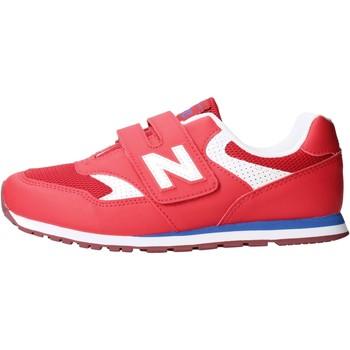 Chaussures Garçon Baskets basses New Balance - Yv393bbp rosso YV393BBP ROSSO