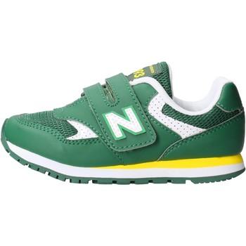 Chaussures Garçon Baskets basses New Balance - Yv393bgr verde YV393BGR VERDE