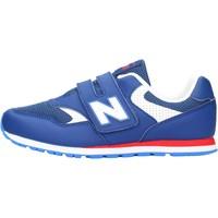 Chaussures Garçon Baskets basses New Balance - Yv393bnv blu YV393BNV BLU