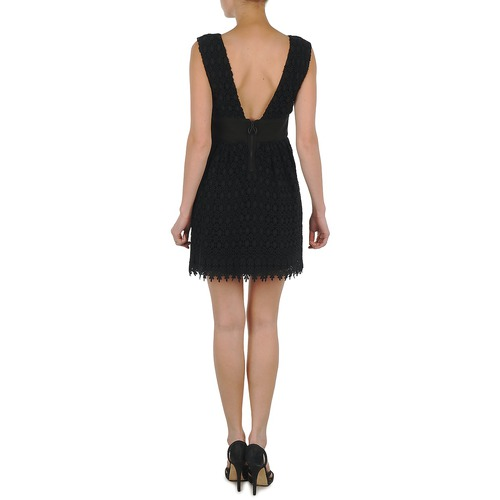 Eleven Paris Demar Noir - Livraison Gratuite- Vêtements Robes Courtes Femme 15120 VGpOl
