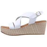 Chaussures Femme Sandales et Nu-pieds Sandra Fontan  Blanc
