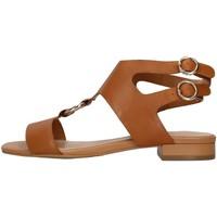 Chaussures Femme Sandales et Nu-pieds Apepazza S1PETIT19/LEA CUIR
