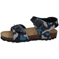 Chaussures Garçon Sandales et Nu-pieds Evoca EJ610A BLEU