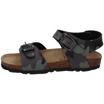 Chaussures Garçon Sandales et Nu-pieds Evoca EJ610A VERT