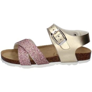 Chaussures Fille Sandales et Nu-pieds Evoca EJ301A BRONZE