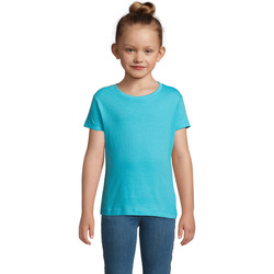 Vêtements Fille T-shirts manches courtes Sols CHERRY Azul Azul