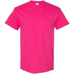 Vêtements Homme T-shirts manches courtes Gildan 5000 Magenta