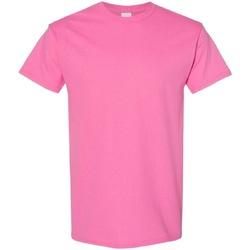 Vêtements Homme T-shirts manches courtes Gildan 5000 Rose