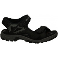 Chaussures Homme Sandales sport Ecco OFFROAD black