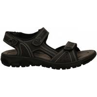 Chaussures Homme Sandales sport IgI&CO UEV 71300 grigio-scuro