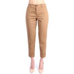 Vêtements Femme Chinos / Carrots Berwich TF0599X 4205 Chino Femme Toile / beige Toile / beige