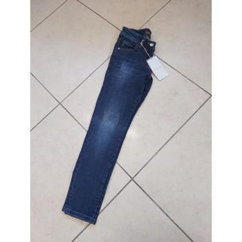 Vêtements Fille Jeans droit Levi's Jeans Zadig et voltaire Bleu