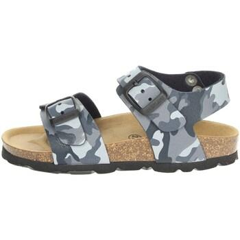 Chaussures Enfant Sandales et Nu-pieds Grunland SB0115-40 Gris