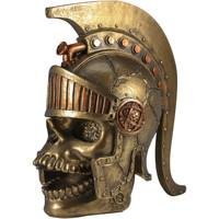 Maison & Déco Statuettes et figurines Signes Grimalt Le Crâne Dorado