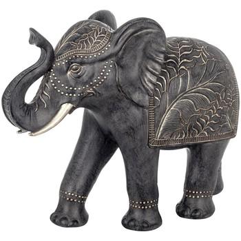 Maison & Déco Statuettes et figurines Signes Grimalt L'Éléphant Dorado