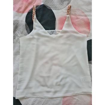 Vêtements Femme Tops / Blouses Betty London Top Betty London Blanc
