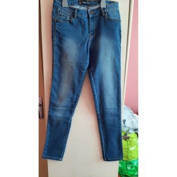 Vêtements Femme Jeans slim Jennyfer jeans bleu Bleu