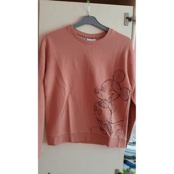 Vêtements Femme Pulls Disney pull rose Rose