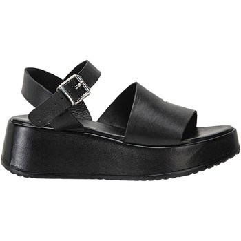 Chaussures Femme Sandales et Nu-pieds Inuovo Sandales Schwarz