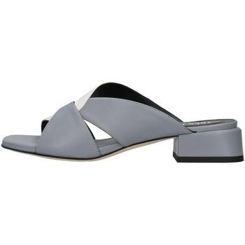 Chaussures Femme Mules Tres Jolie 2082/MUSA BLANC