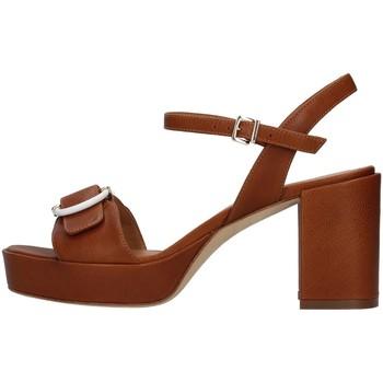 Chaussures Femme Sandales et Nu-pieds Tres Jolie 2084/NORA CUIR