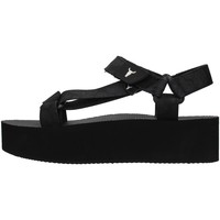 Chaussures Femme Sd Best Montagne Windsor Smith PEEPED NOIR