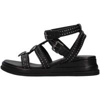Chaussures Femme Sandales et Nu-pieds Zoe CHEYENNE04 NOIR