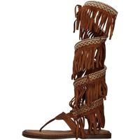 Chaussures Femme Sandales et Nu-pieds Zoe INCAS04 CUIR