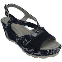 Chaussures Femme Sandales et Nu-pieds Angela Calzature ANSANGC1932blufant blu