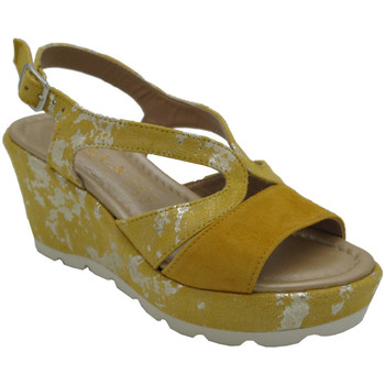 Chaussures Femme Sandales et Nu-pieds Angela Calzature ANSANGC1932giallo giallo